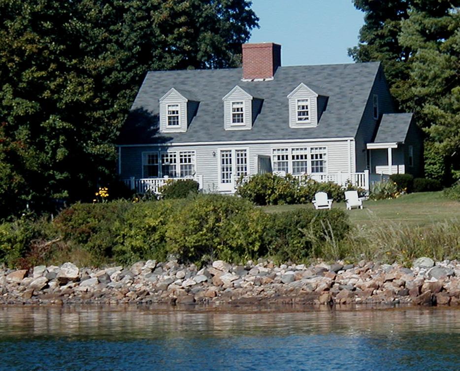Oceanfront Beach House Rentals In Maine