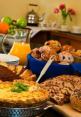 Event Catering Breakfasts