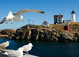 lighthouses are among the excellent York Maine attractions