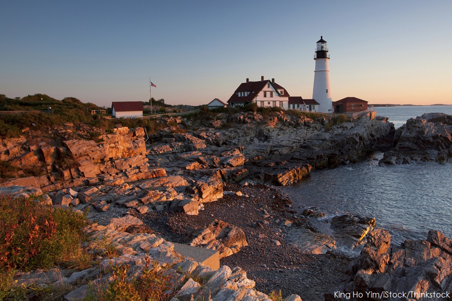 Terrific Spectacular Lighthouses In Maine Dockside Guest Quarters Download Free Architecture Designs Rallybritishbridgeorg