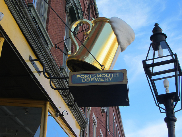 12 Places To Eat Lunch In Portsmouth Nh