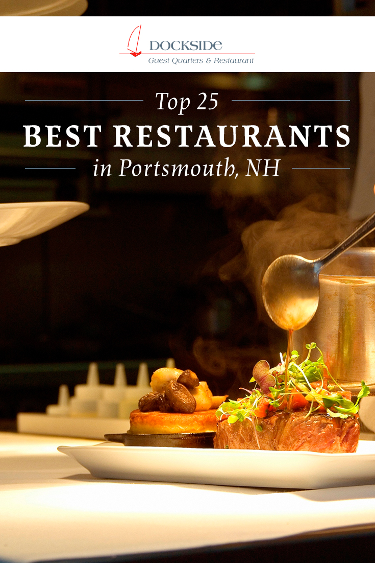 Top 25 Best Small Front Yards Ideas On Pinterest: Top 25 Best Restaurants In Portsmouth, NH