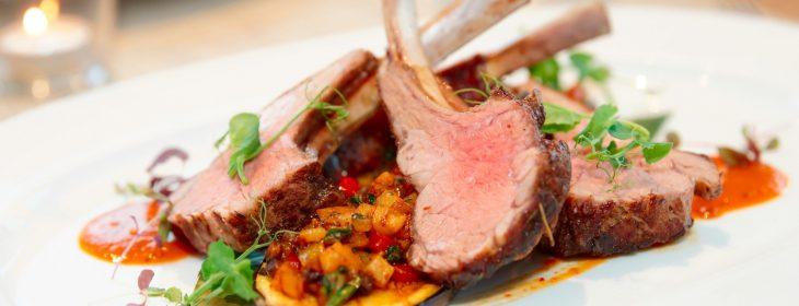 Fine Dining in Maine Dish