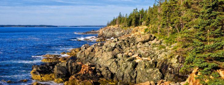 Desert Island, Acadia National Park Maine