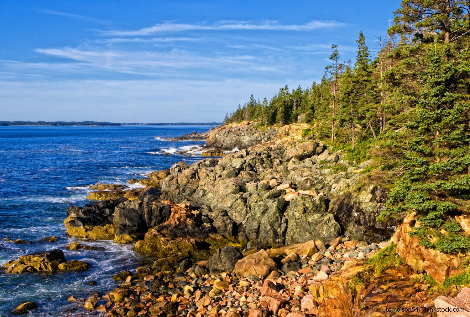 Where is the Best Hiking in Maine
