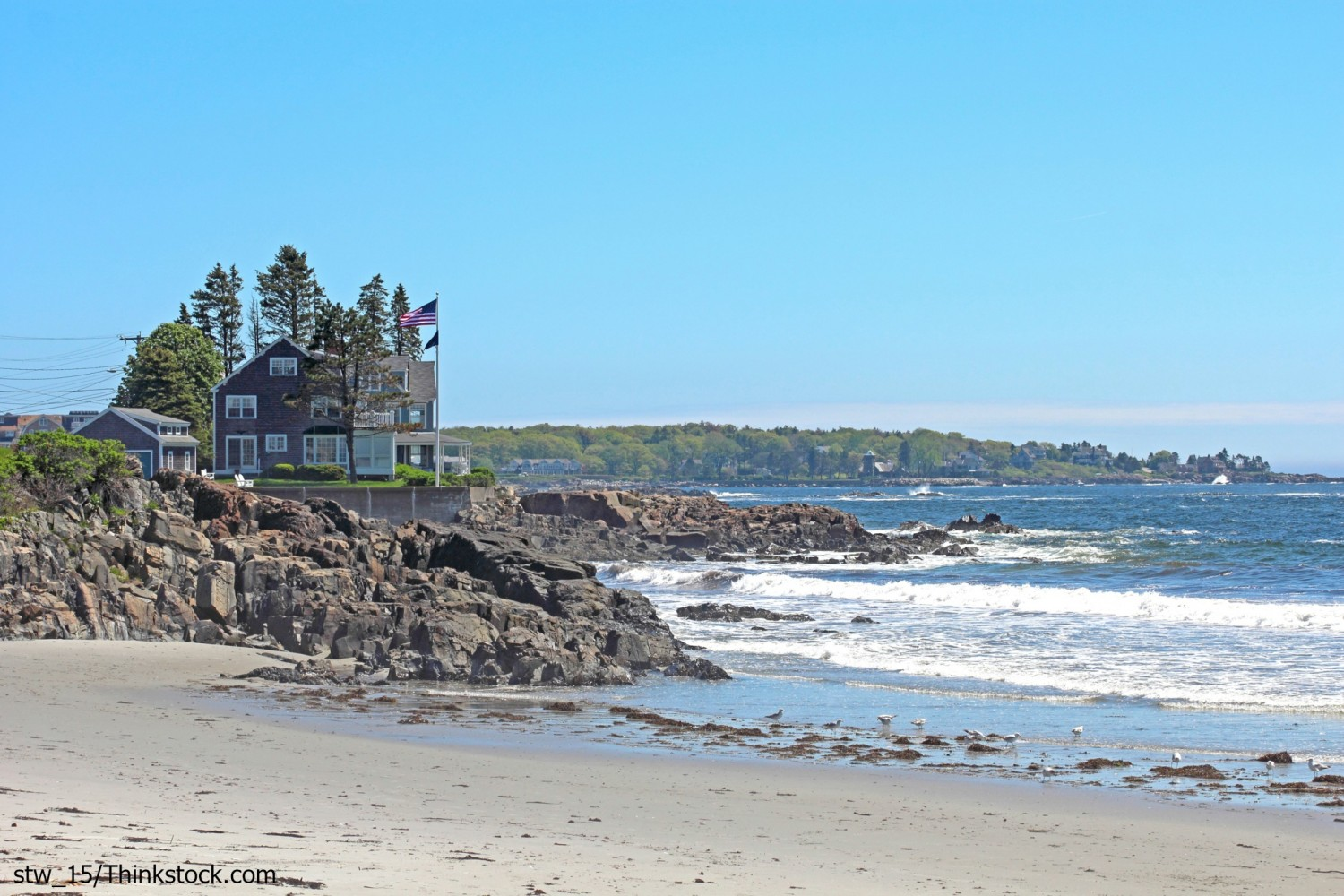 7 Of The Best Beaches In Maine