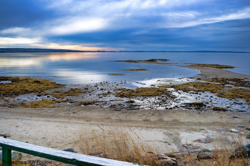 Cape Porpoise Harbor