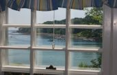 Captain's Quarters window view