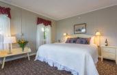 Room 110 bed