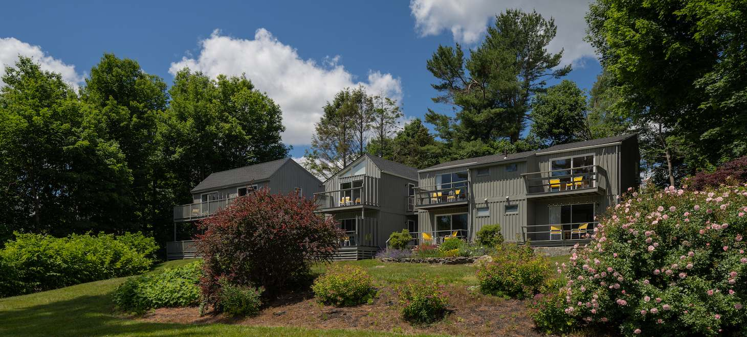 Lookout Building Exterior in York Maine